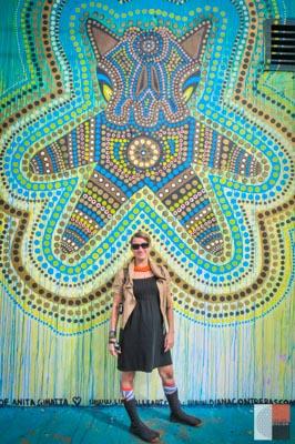 Yva Neal, Installation Artist & Creative Radiator